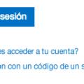 Problemas acceder cuenta Hotmail