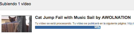 Progreso YouTube