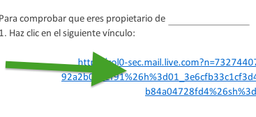verificar-link-pop-hotmail