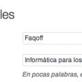 Ajustes description Wordpress