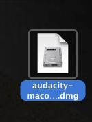 Audacity DMG