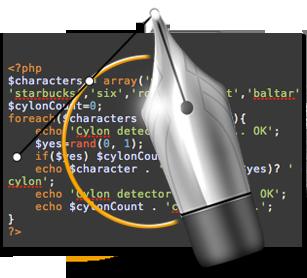 Cylon detector