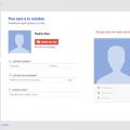 Datos personales Google +