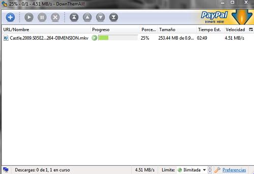Descargar rapido Firefox