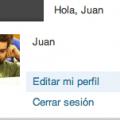 Editar perfil Wordpress