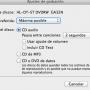 Grabar Disco iTunes