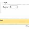 Imprimir con PDF Creator