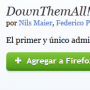 Instalar Down Them All Firefox