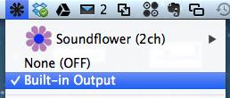 Soundflower 2ch Mac