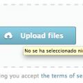 Subir archivos grandes ge.tt