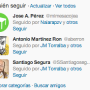 Sugerencias Twitter