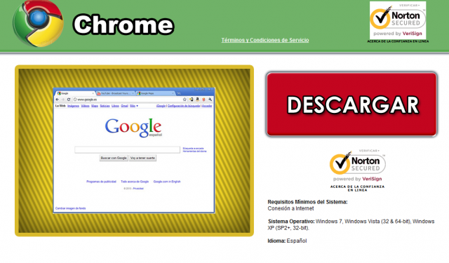 Timo descarga Chrome gratis