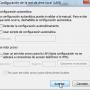 Configuración LAN red