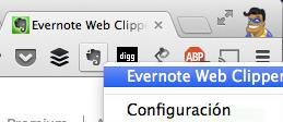 opciones-evernote-chrome