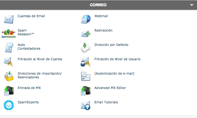 gestion-correo-cpanel