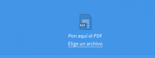 Small PDF - Convertidor online PDF a Word